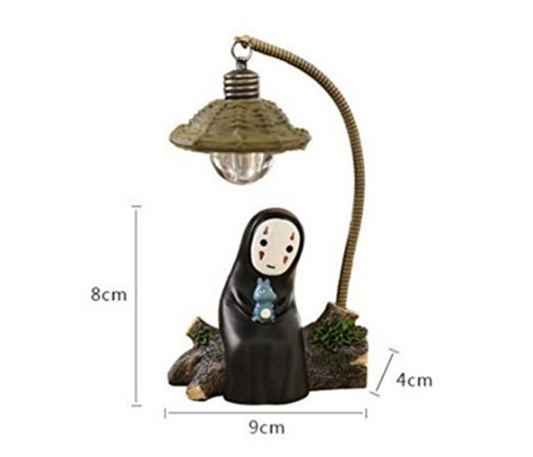 No Face Man Night Light Best Gift Home Decor Craft Decorative Lights кашпо gift n home сирень