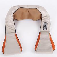 1PC U Shape Electrical Shiatsu Back Neck Shoulder Waist Massager Body Massager Infrared 3D Kneading Massager