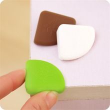 Guards Baby Corner Protector Seguridad Products For Babies Children Soft Silicone Baby Safety Protector Table Corners 60T029