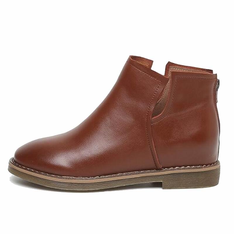 2b0b488cbffd49 Extension. Talons Véritable D'hiver Automne Chelsea Grande Bottes Noir  Timetang Chaussures Femmes ...