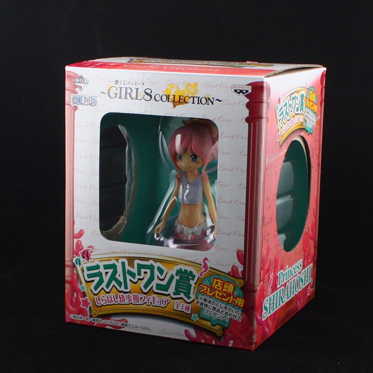 One Piece Mermaid Princess Shirahoshi modèle PVC Action Figure Toys NEW IN BOX