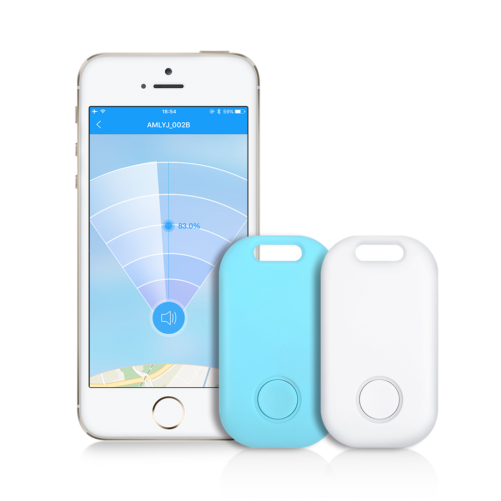 Digoo DG-KF30 Mini Smart Finder Wireless Bluetooth Alarm Anti Lost Device Locator For Kids Key Luggage Wallet Phone Trackers