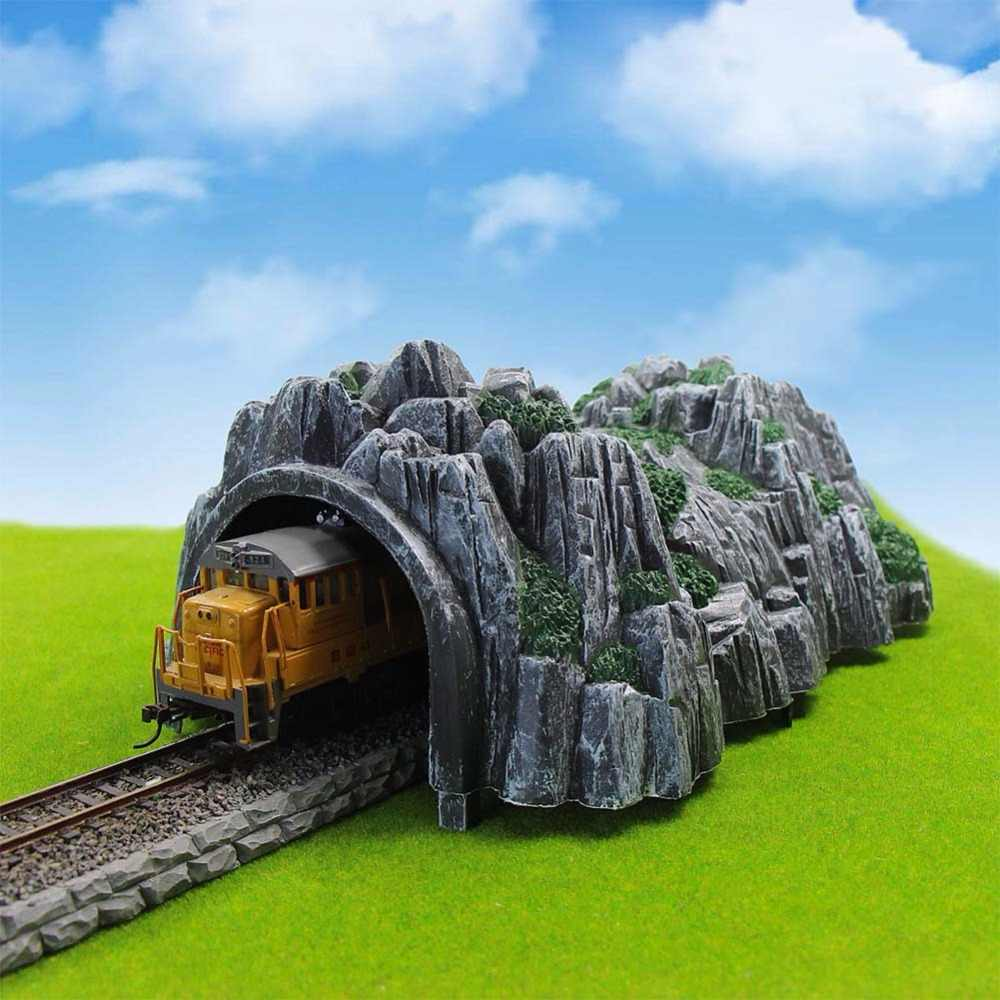 150 Tunnelbahn SD04 1Stk Modelleisenbahn N Tunnelzug Höhle 1