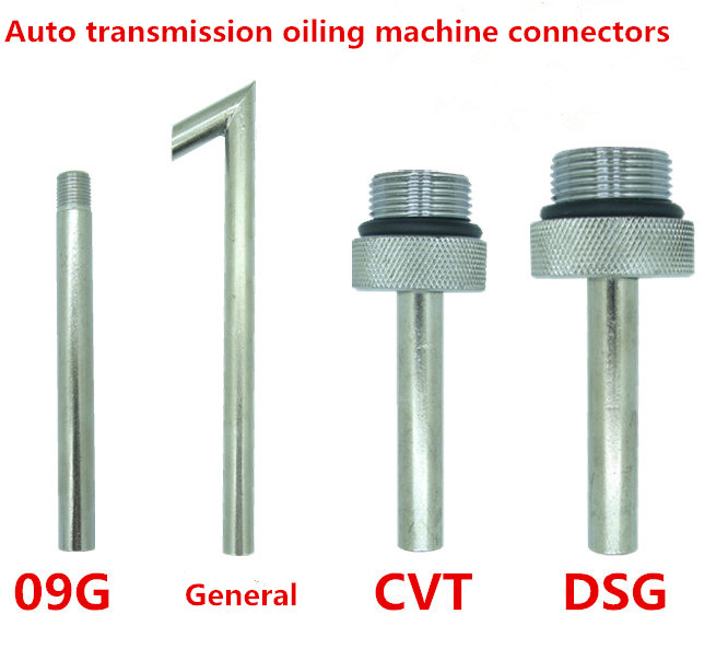 Good quality!Universal Car Transmission Oil Exchange Repair Tool Kits Tanker Bottom Connector Plug for VW/for Audi DSG CVT 09G