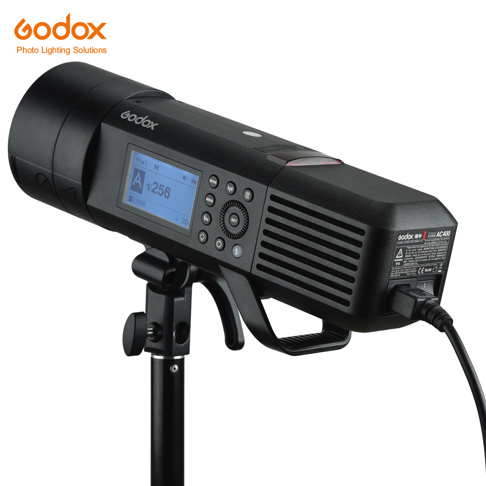 Godox AC400 AC Power Unit Source Adapter with Cable for AD400PRO