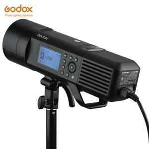 Image 1 - Godox AC400 AC Power Unit Bron Adapter met Kabel voor AD400PRO