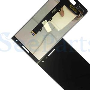 """Image 3 - 5.5 """"dla wyświetlacza Blackberry Motion LCD montaż digitizera ekranu dotykowego dla BlackBerry Motion LCD z części wymienne do ramy"""