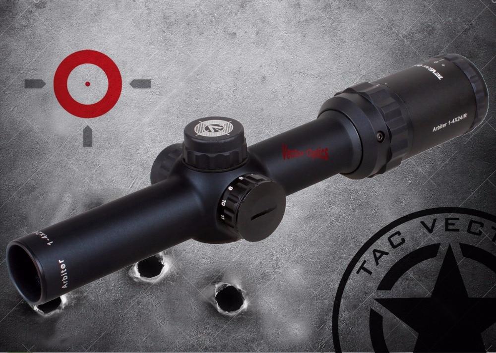 Vector Optics Shooting 1 4X24 Tactical Air Gun Real -6709