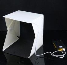 """ห้องแสงภาพสตูดิโอ16 """"การถ่ายภาพแสงชุดเต็นท์ฉากหลังมินิกล่อง"""