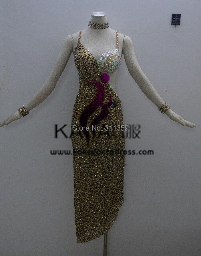 Hot Sales!KAKA-L140258,Women Dance Wear,Girls Fringe Latin Dress,Salsa Dress Tango Samba Rumba Chacha Dress,women Dress