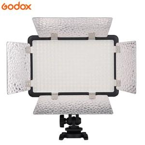 Image 5 - Godox LED 308W II 5600K สีขาว LED รีโมทคอนโทรล Professional Video Light + อะแดปเตอร์ AC ร้อนขาย