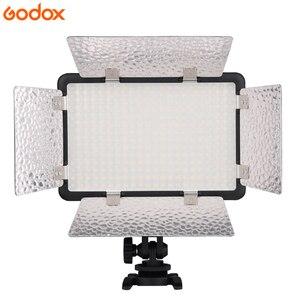 Image 5 - Godox LED 308W II 5600K blanc télécommande LED professionnel vidéo Studio lumière + adaptateur secteur vente chaude