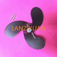 F6 309 64107 0 30964 1070M Aluminum Alloy Propeller For Tohatsu Nissan 2 5hp 3 5hp