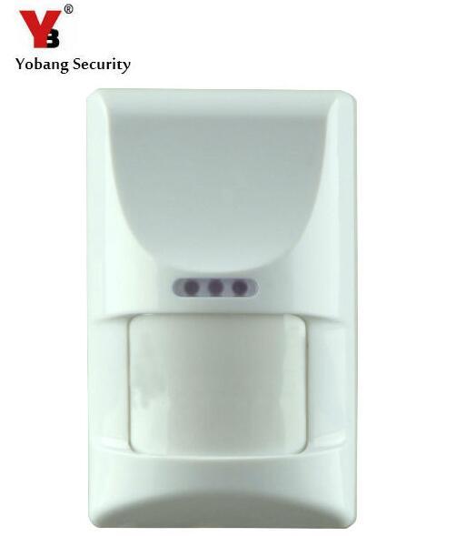 bilder für Yobang Sicherheit Pet Bewegungsmelder Pet Immun PIR Sensor Bewegungsmelder Alarm Pet Immunity PIR Bewegungsmelder für G90B alarm