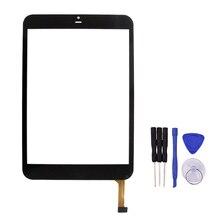 7.85 дюймов Сенсорный экран для Flylife соединение 7.85 3 г тонкий сенсорный Панель планшета Стекло Сенсор Замена Бесплатная доставка