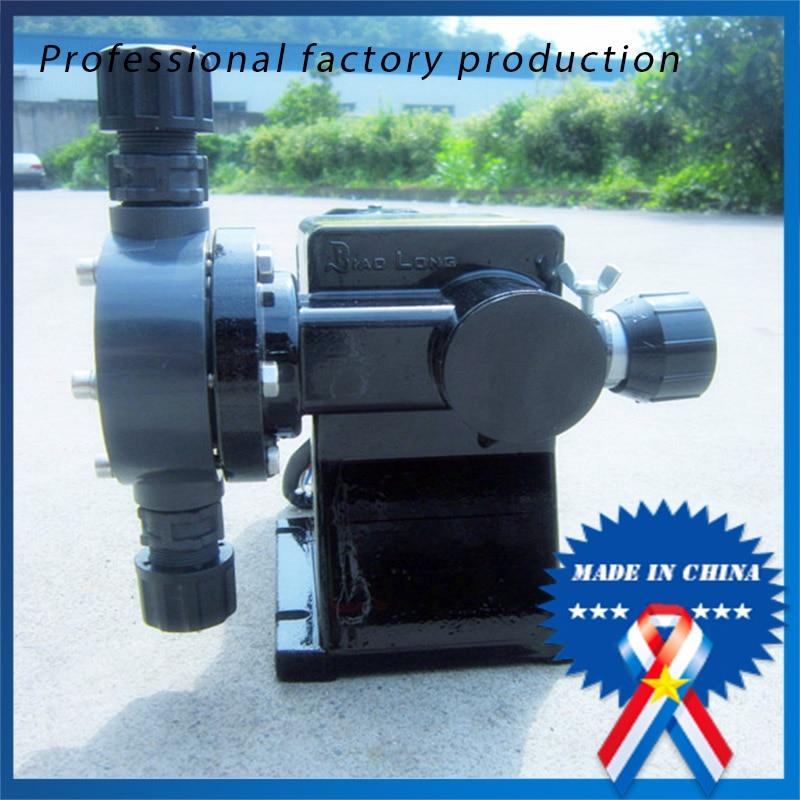 Free Shipping JGX-60/1.0 60L Pvc Anti-acid Dosing Pump Diaphragm Metering Pump Micro Metering Pump