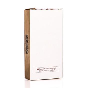 JUSTFOG – bobine de coton biologique japonais, 30 pièces/lot, Q16 P16A, 1,2 ohm et 1,6 ohm, pour kit de démarrage Q16 Q14 S14 G14 C14