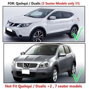 Image 5 - Couverture de coffre arrière pour Nissan Dualis Qashqai J10 2007, 2008, 2009, 2010, 2011, 2012, accessoires de doublure de botte