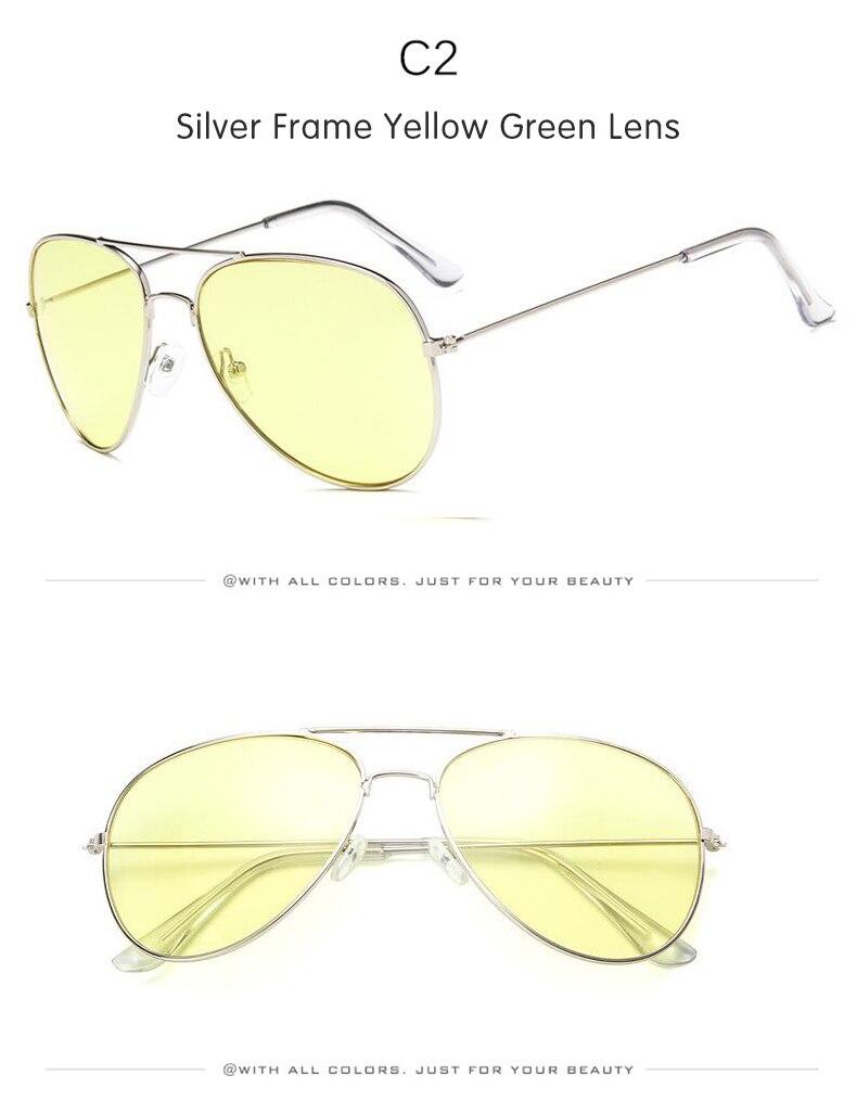 DIDI Klar Rosa Sonnenbrille Frauen Männer Ozean Blau Transparent ...