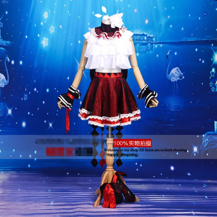 VOCALOID Hatsune Miku Cosplay Costume Fancy Dress Adult Costumes Halloween/Carnival Costumes for Women Custom