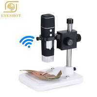 720P HD Wireless WIFI Electron Microscope 200 Times The Phone Digital USB Microscope Detection And Maintenance