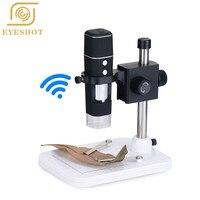 720 P HD sem fio WIFI microscópio digital USB microscópio eletrônico de 200 vezes o telefone de detecção e manutenção