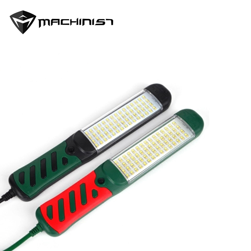 LED Inspection Lights Auto Repair Light Strong Magnetic Hook Up Working Lamp Bright Guide Light Tool Light Fall Resistance
