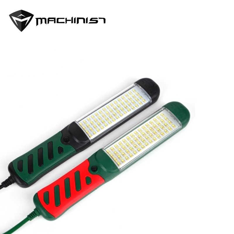 LED التفتيش أضواء السيارات إصلاح ضوء خطاف مغناطيسي قوي يصل مصباح العمل مشرق دليل ضوء أداة ضوء سقوط المقاومة