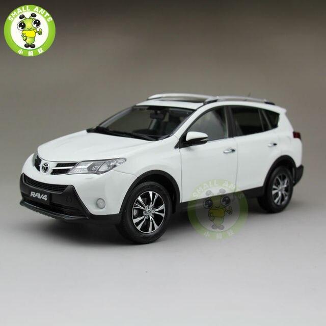 Small Toyota Suv: Aliexpress.com : Buy 1/18 Toyota RAV4 Diecast SUV Car