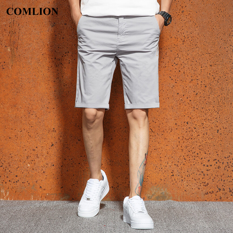 COMLION 2018 New Brand Cargo Shorts Men 2018 Army Short Style Fashion Mens Summer Trousers Homme Free Shipping F11