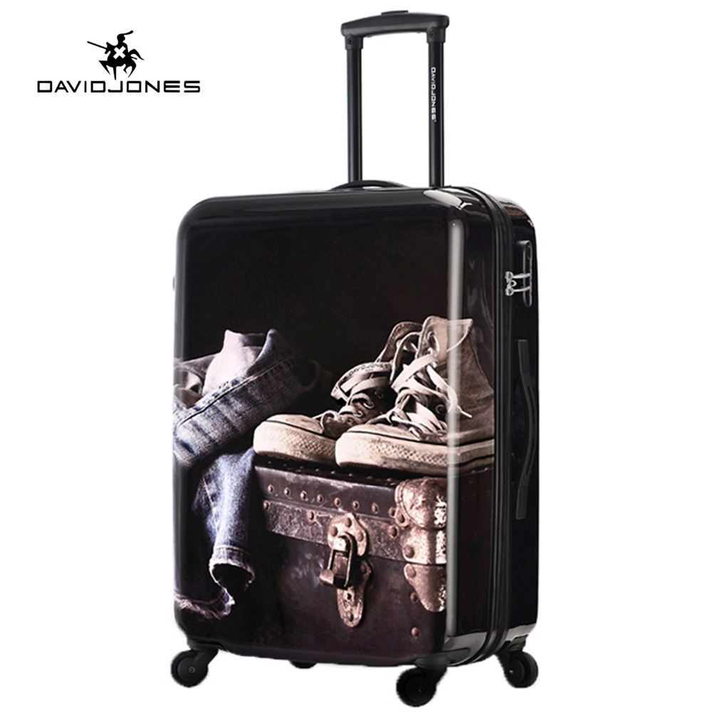 davidjones 20 inches 1 pcs multiwheel carry on luggage. Black Bedroom Furniture Sets. Home Design Ideas