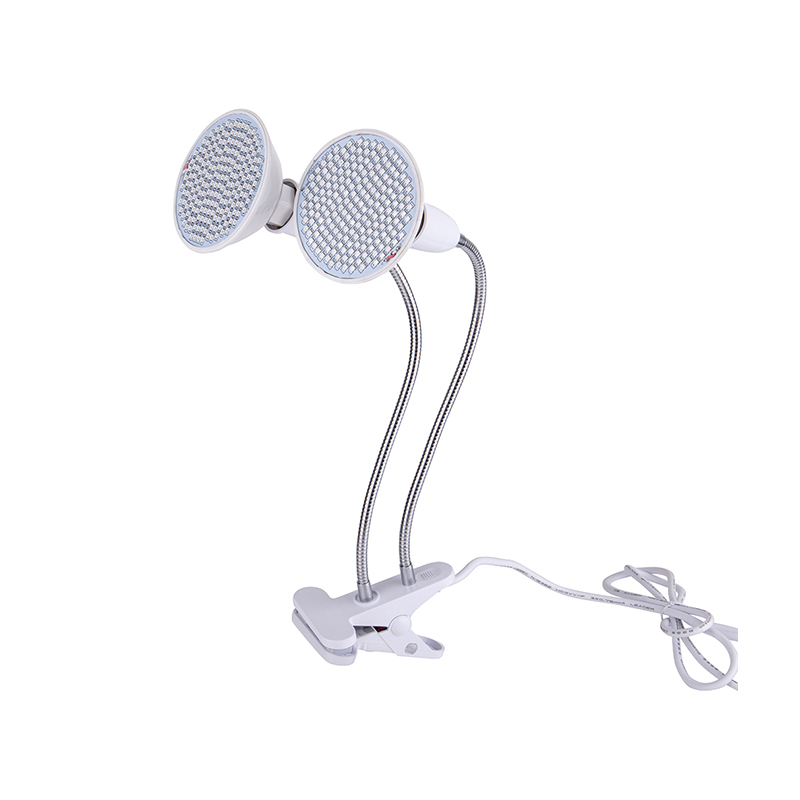 Hot Sales 11W Plant Grow Light Clip with Red & Blue Lamp