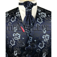 Hot MENS Polyester Tuxedo VEST Fullback ALL SIZES New