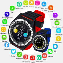 Smart Watch Men Touch Screen Support TF SIM Card With Camera