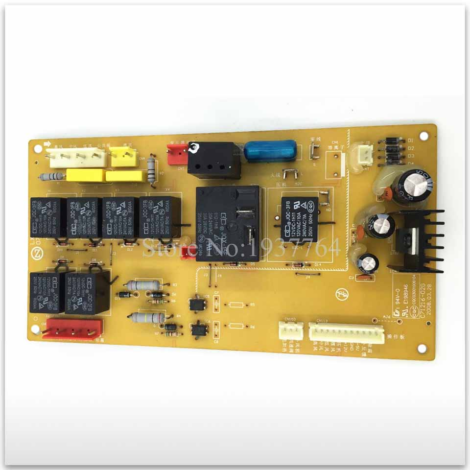 96% new for Air conditioning board circuit board ZKFR-120LW 15/1 computer board good working96% new for Air conditioning board circuit board ZKFR-120LW 15/1 computer board good working