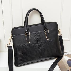 Fashion Woman Leather Computer
