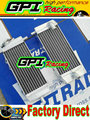 aluminum racing  Radiator  for   Kawasaki KXF250 KX 250F KX250F 04-05 2004 2005 NEW