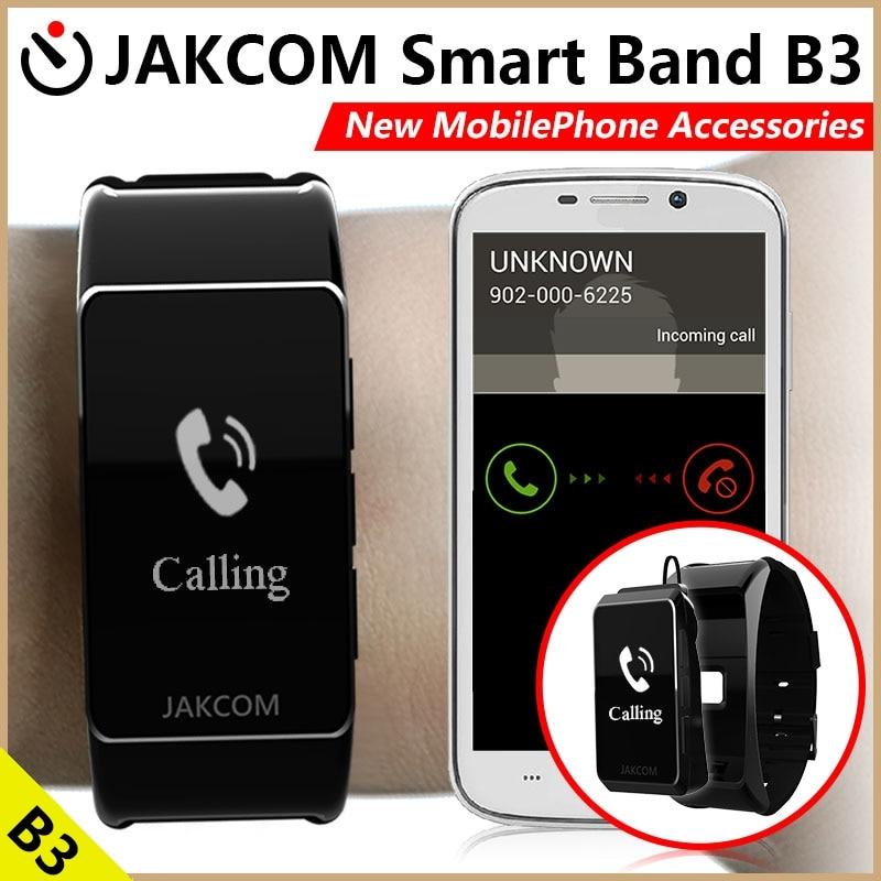Jakcom B3 Smart Band New Product Of Fiber Optic Equipment As Fiber Optic Node Free For Fusion Splicers Tesouras in Fiber Optic Equipments from Cellphones Telecommunications