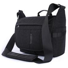 Su geçirmez kamera çantası Tek omuz çantası Messenger Fotoğraf Çantası Canon Nikon Sony DSLR Için Açık dijital kamera Kılıfı