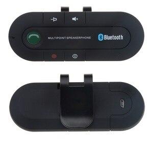Image 3 - Kebidu بلوتوث 4.1 متعدد النقاط مكبر الصوت مشغل MP3 باس ستيريو AUX سيارة عدة سماعة لا يدوية جهاز استقبال للموسيقى لاعب