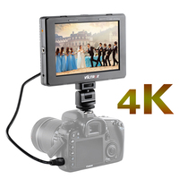 Mcoplus 7 DC 70 II Clip On Color TFT HD LCD On Camera Monitor Display HDMI