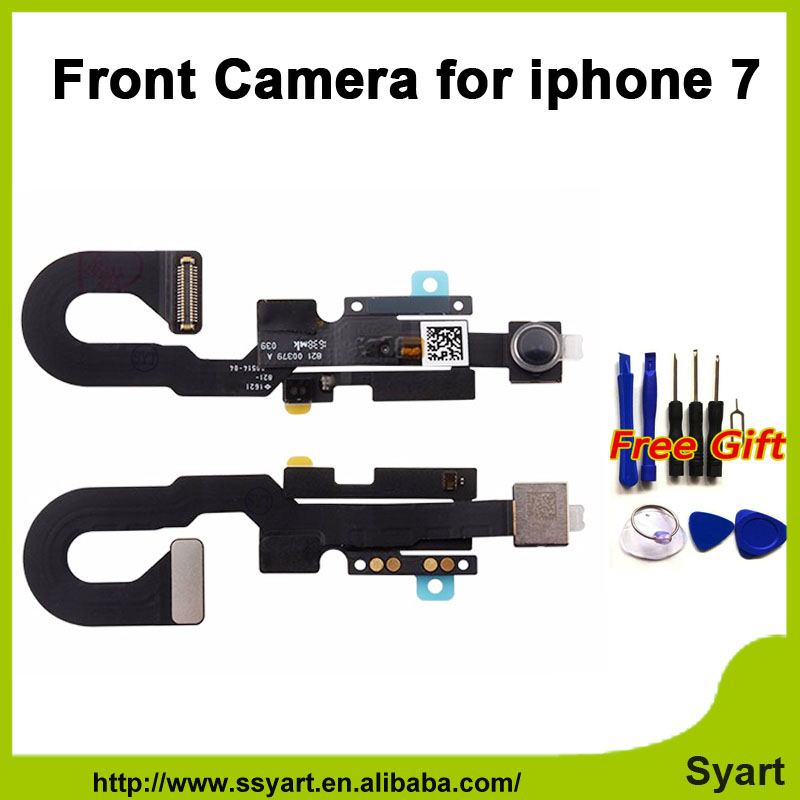 High quality OEM Front Facing Camera Small Camera New Flex Cable Ribbon Replacement Parts For iPhone 7