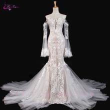 b3f25702c5b02 Popularne Sparkly Crystal Wedding Dress- kupuj tanie Sparkly Crystal ...