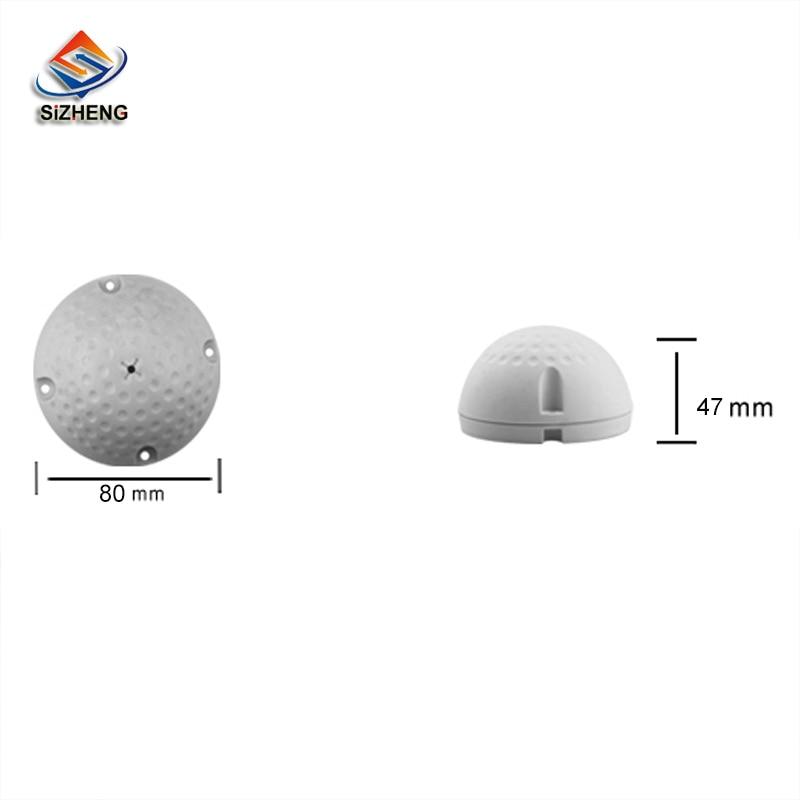 SIZHENG COTT QD50 CCTV microphone audio monitoring high sensitivity 35dB sound pickups smart dome security camera in CCTV Microphone from Security Protection