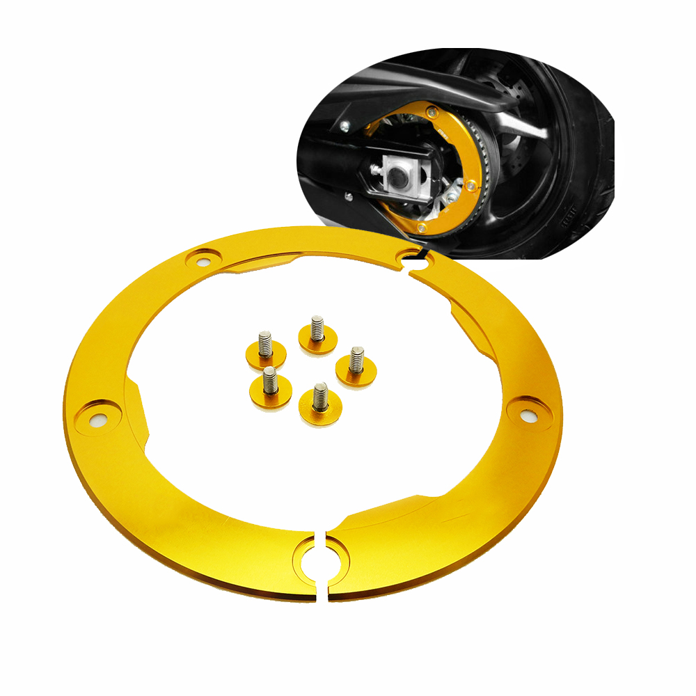 Motorcycle Cnc Transmission Belt Pulley Cover For Yamaha Tmax 530 2012 2013 2014 2015 2016 T Max 530 Tmax530 Parts