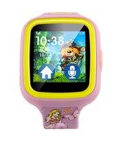 Q5 kinder smart watch gps tracker anti-verlorene zwei-wege-anruf sos notfall kinder smartwatch wecker für android apple watch