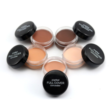 Popfeel Women High Coverage Concealer Waterproof Long Lasting Face Makeup Foundation 5 Colors Available TSLM2