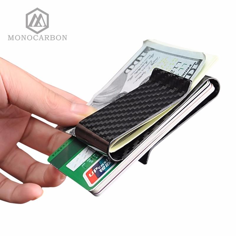 double side carbon fiber money clip (10)