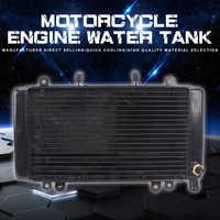 Refrigerador del radiador del tanque de agua, refrigeración por agua para Honda CBR400 MC23 CBR400RR NC23 CBR, accesorios de motocicleta