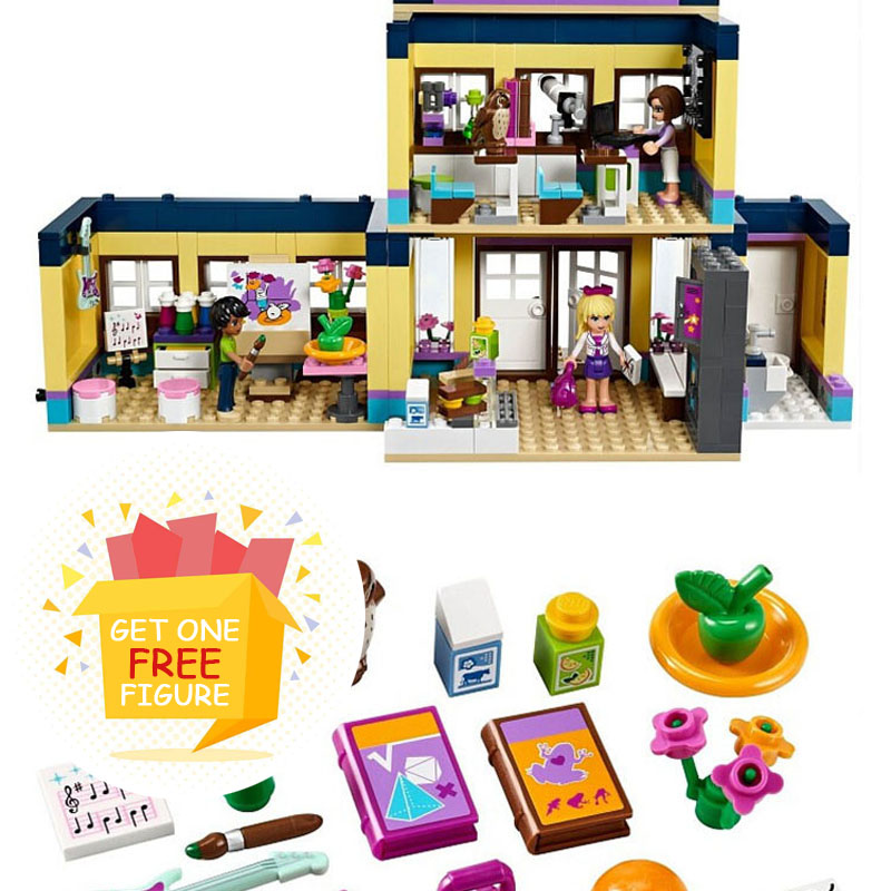 Bela Pogo Compatible Legoe Friends BL10166 Girls Building Blocks Bricks toys for children lepin pogo bela 10609 girls friends heartlake pizzeria models building blocks bricks action figures compatible legoe toys